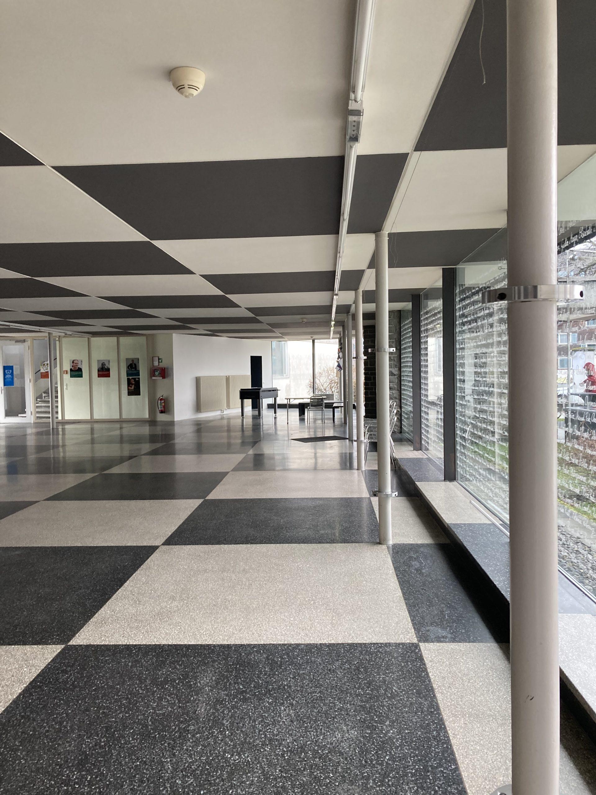 FH Vorarlberg Foyer